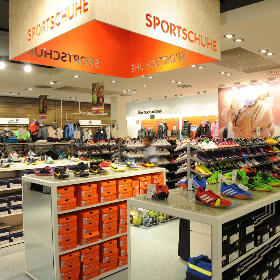 Sportgeschäft Mering: Schuh+Sportpalast